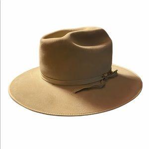 Vintage western Royal Stetson hat tan 6 7/8